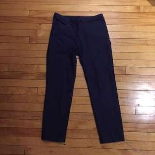 H&M Cropped Dress Pants
