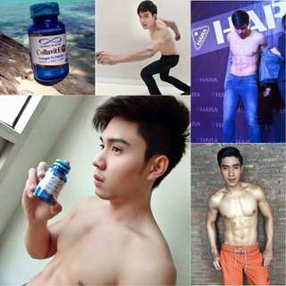 Active collagen vit. e