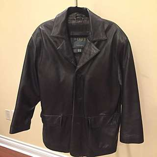 Genuine Danier Leather Coat