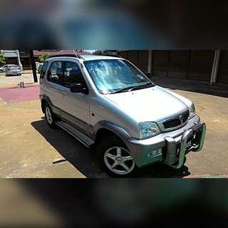One Owner PERODUA KEMBARA 1.3 EZ (A) yr2001 Call:0174022998 TQ