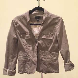 GAP Light Brown Light Coat Or Blazer