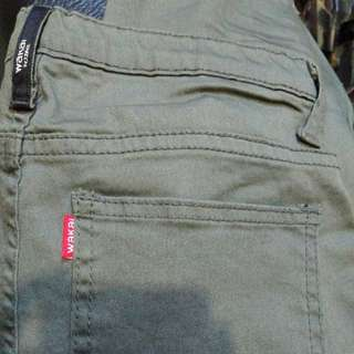 Wakai - Straight denim Gray