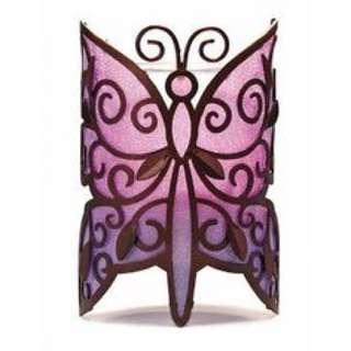 Butterfly Votive Holder