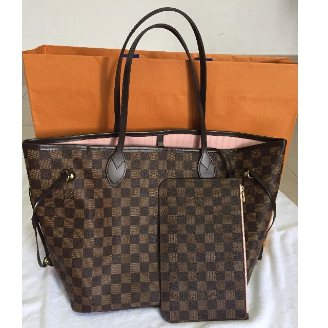 4da9a79793dd 100% Authentic Louis Vuitton Neverfull MM Brought in From Paris ...