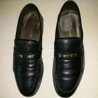 Authentic Pierre Cardin Leather Shoes