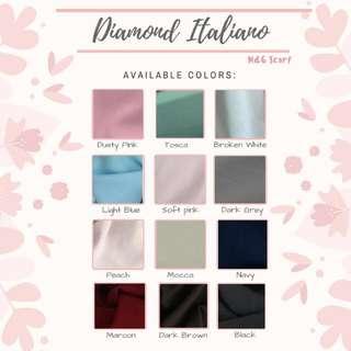 Pashmina Diamond Italiano