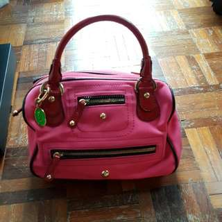 (Reduced Further) Authentic Tods Doctors Handbag