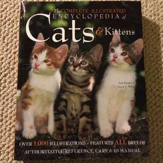 Complete Encyclopedia of Cats and Kittens