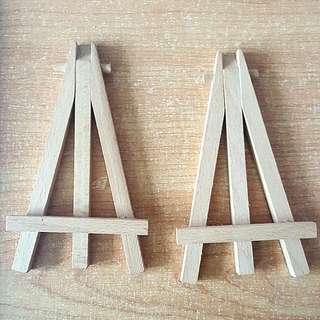 Mini Decorative Easels