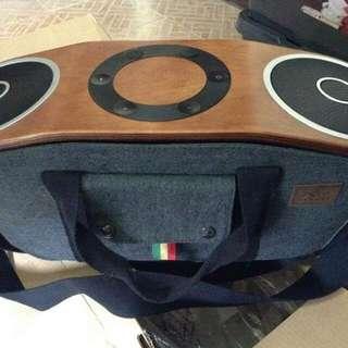 Marley  Bag Of Ridim Bluetooth Portable Speaker