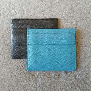 Mens Slimline 2 sided wallet