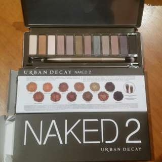 Naked 2 Urban Decay Replica