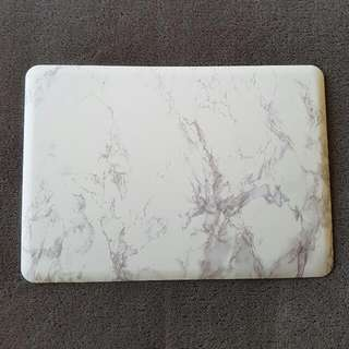 "13"" MacBook Pro Marble effect cover."