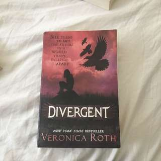 Divergent! By Veronica Roth