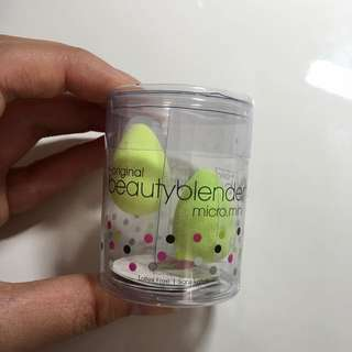 AUTHENTIC Beauty Blender  Micro.mini