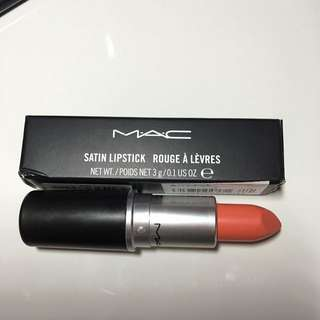 "Authentic MAC stain Lipstick ""sushi Kiss"""