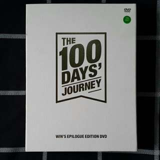 WIN'S Epilogue Edition DVD - The 100 Days' Journey