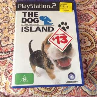 The Dog Island PS2