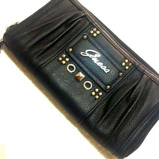 2 Guess Wallets And 1 Tommy Hilfiger Only Used Once