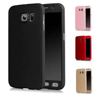 360 Full Protect case For Samsung