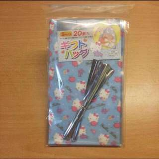Hello Kitty Gift Wrapper Bag