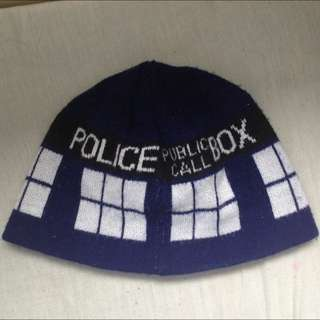 Doctor Who Beanie
