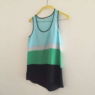 Reduced! Country road Singlet Size Small