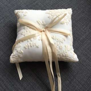 As Good As New Ring Pillow From Goldheart