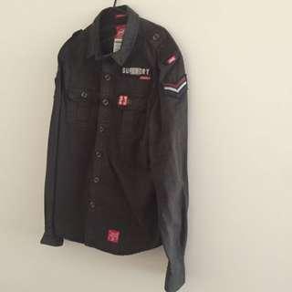 SuperDry Long Sleeve Men's Jacket/shirt