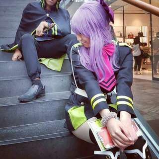 Shinoa Full Cosplay