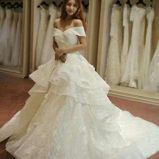 Last Price Wedding Dress