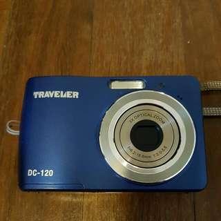 Traveler DC-120 Camera
