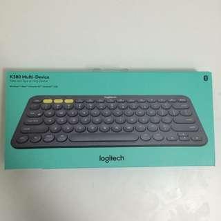 Logitech K380 Bluetooth Keyboard Multi-Device