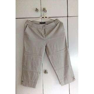 Nexus Beige Trousers
