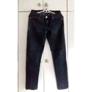Forever 21 Black Denim Pants