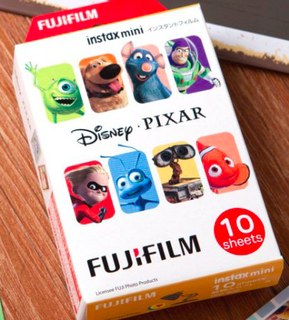 拍立得底片 Fuji film Instax Mini (polaroid) Pixar Disney Instant Film