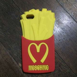 Iphone Moschino Case