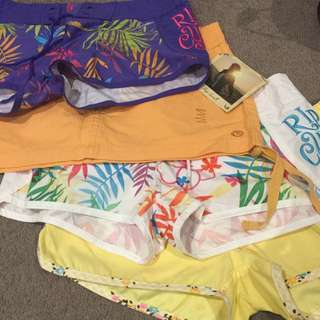 Woman's Swim Shorts