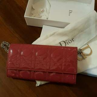 Authentic DIOR wallet