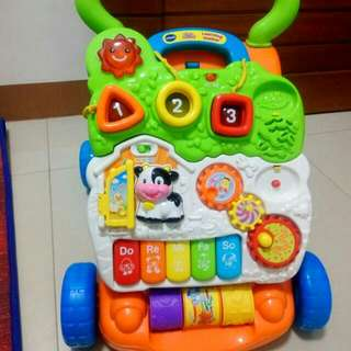 Vtech Learning Push Walker
