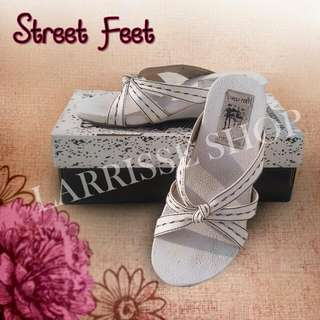 Street Feet Wedges Sandal PRELOVED SALE!!!