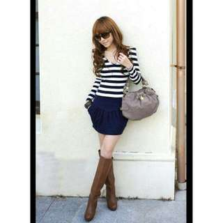 Semi dress salur