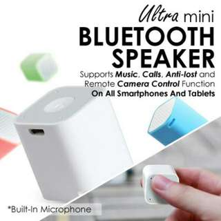 Ultra Mini Universal Bluetooth Speaker