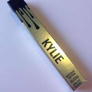 Poppin Gloss by Kylie