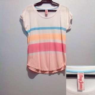 BNY Color Blocking Shirt