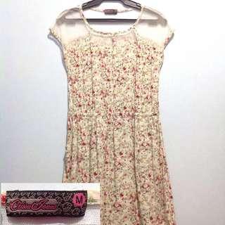 Crissa Floral Dress