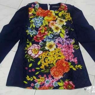 Poplook Floral blouse