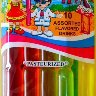 Miami Assorted Flavored Drinks (Icepop)