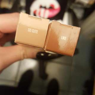 KYLIE GLOSSES! AUTHENTIC!