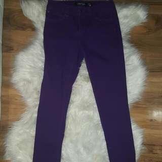 Jay Jays Purple Skinny Jeans